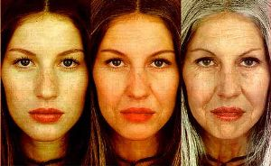 how  aging looks