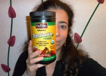 Nutiva Organic Hemp Protein